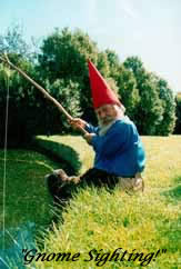 Gnome Sighting!